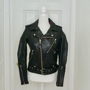 NWT RAG & BONE X SCHOTT Perfecto Leather Jacket